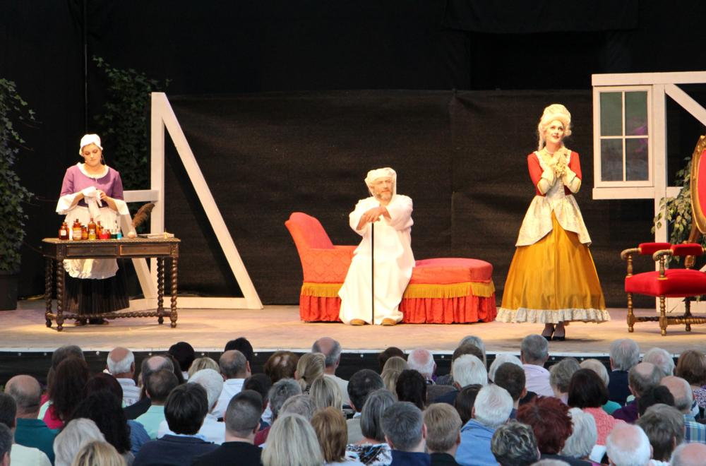Sommernachtstheater Bad Herrenalb ©Gartenschau Bad Herrenalb 2017